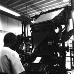 Funcionário Trabalhando - 01-08-1989