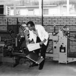 Funcionário da IU - 22-09-1989