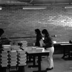 Funcionárioos e Máquinas da IU -01-08-1989
