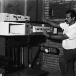 Máquinas Novas na -24-08-1989