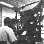 Funcionário Trtabalhando - 20-06-1990