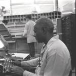 Funcionário Trabalhando - 20-06-1990