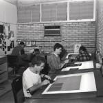 Funcionários da IU - 20-06-1990