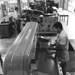 Funcionários Trabalhando - 20-06-1990