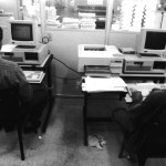 Funionarios da IU - 19-09-1991
