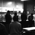 Posse dos novos diretores da IU - 12-11-1992