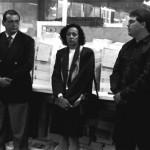 Posse dos novos diretores UI - 12-11-1992