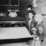 Crianças Visitam a IU - 10-08-1995