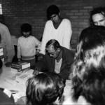 Visita de Crianças a IU - 10-08-1995