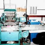 Máquina de Costura de Livros