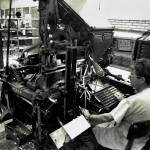 Impressora Linotype