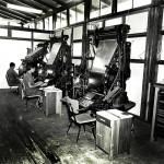 Impressoras Linotype